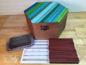 11-15 ABD CRAFTERS INK STAINED BOX 60