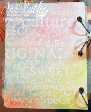 journal, ann butler designs