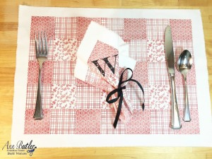 05-16 ABD GINGHAM PLACEMAT AND NAPKIN BETH WATSON MAIN