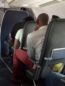 Spirit Airlines Passenger