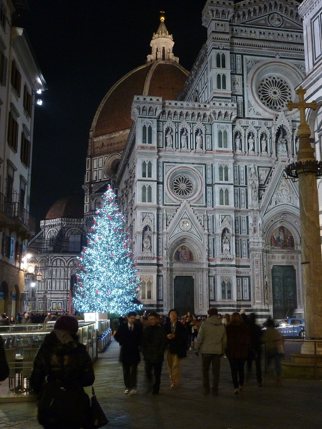 Christmas In Florence Italy.Christmas In Florence Ann Cavitt Fisher