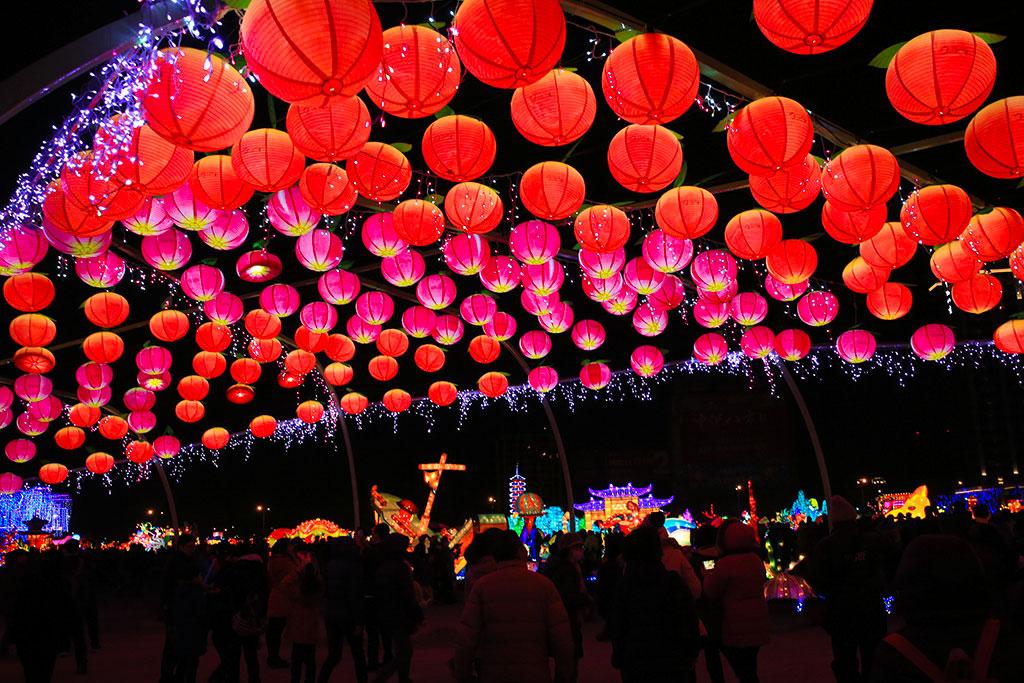 The 2018 Taiwan Lantern Festival Ann Cavitt Fisher