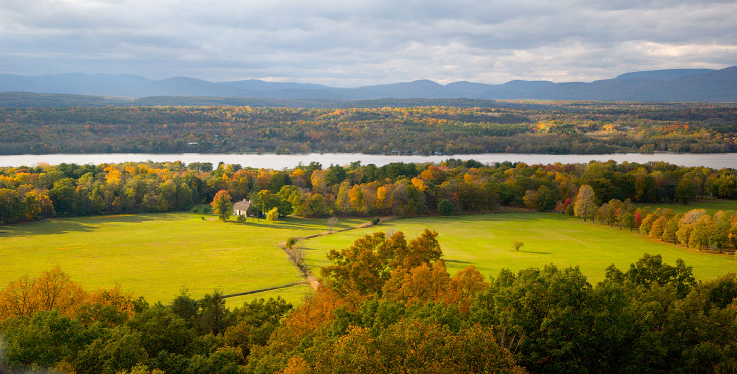 Into Dutchess County: Finding New York