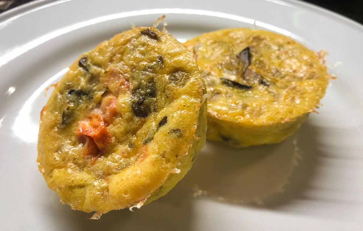 Muffin Pan Frittatas: Great Make-Ahead Breakfast