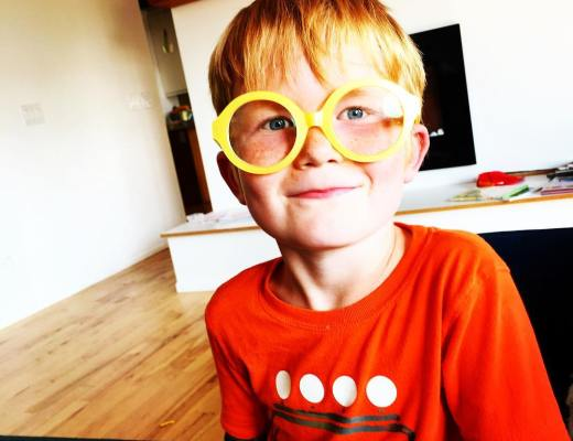 Kids! Day 55: Magical Glasses