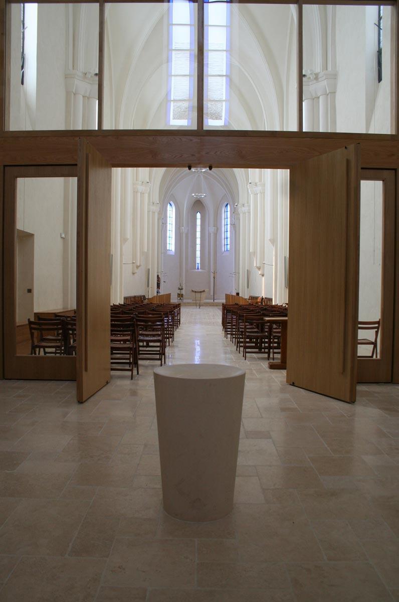 mobilier liturgique