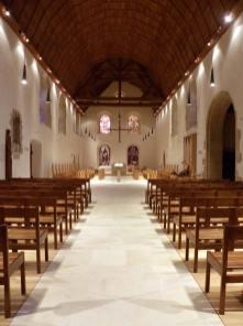 Art sacré Abbaye de Valognes