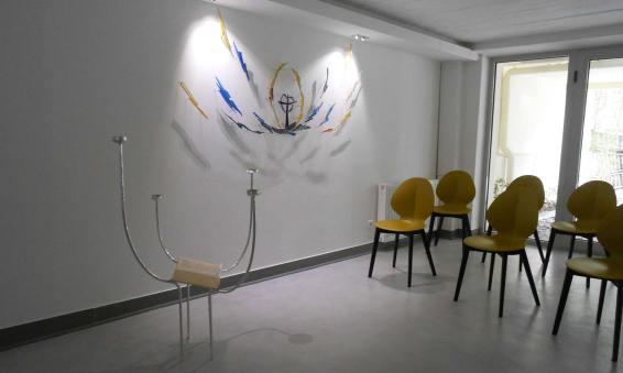 Oratoire de la congrégation des Sœurs du Bon Pasteur à Maisons Alfort