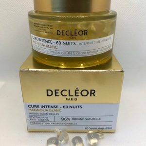 Cure Intensive – 60 nuits Magnolia Blanc