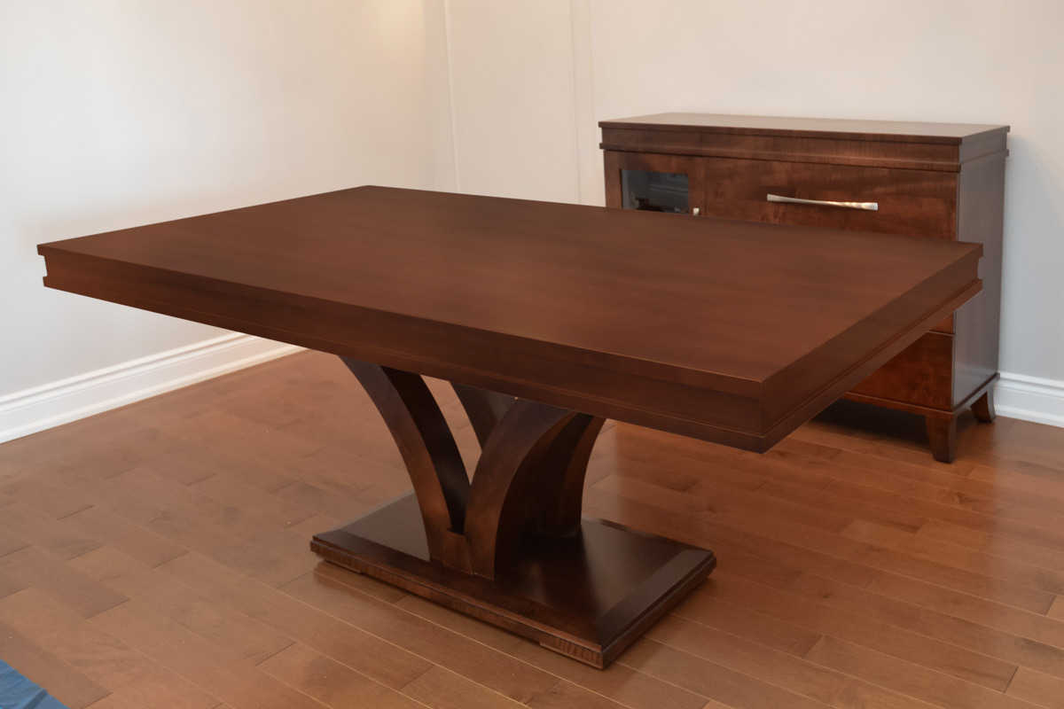 solid wood dining table venice toronto on solid wood dining table id=47450
