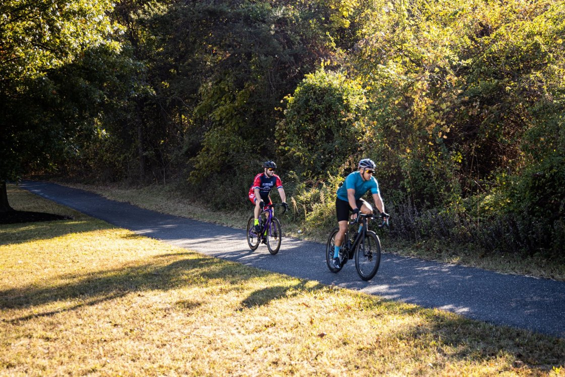 New Bike Trail