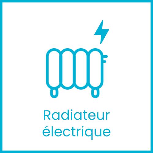 Radiateurs électriques