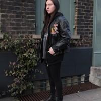 The Hawks...Fournier Street, London
