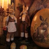 Happy Easter...Blauer Aff, Bensheim Auerbach