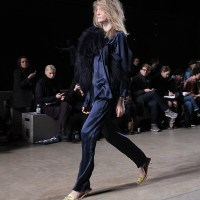 Marques Almeida...Tate Modern, London Fashion Week