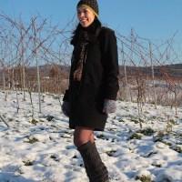 Winterspaziergang...Blaues Türmchen, Bensheim