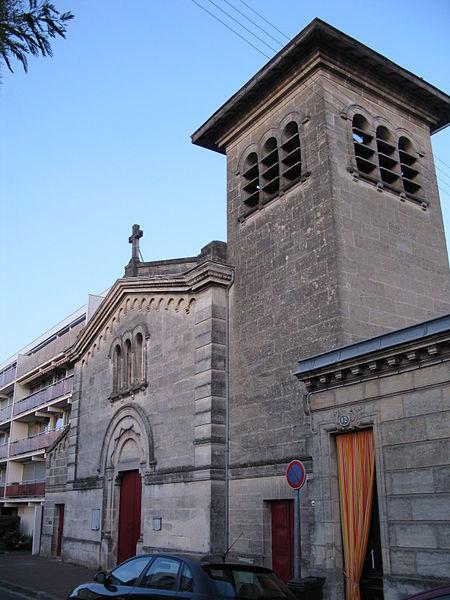 450px-Chapelle_du_christ_rédempteur_(Talence)