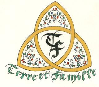 Logo terre et famille