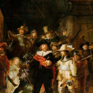 De nachtwacht Rembrandt van RIjn