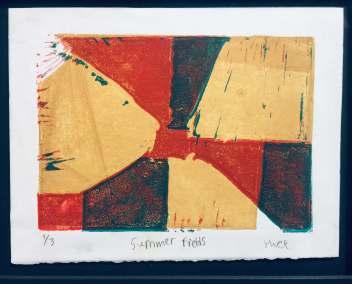 43 Summer fields by Huck Tritsch