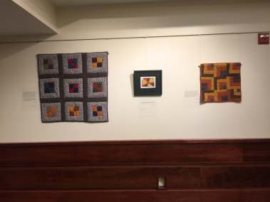 5 Quilts and Prints Exhibit Wall 4