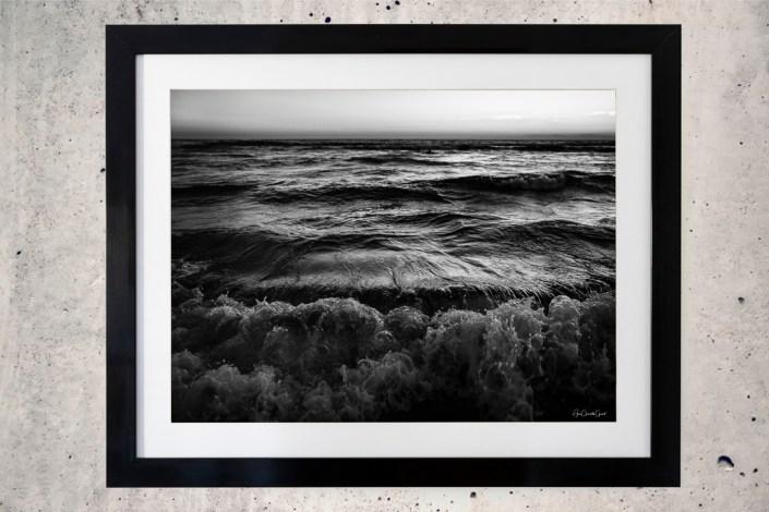 Au creux de la vague / Adentro de la ola