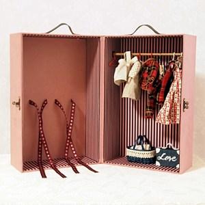 Chocolatie Closet Trunk PK