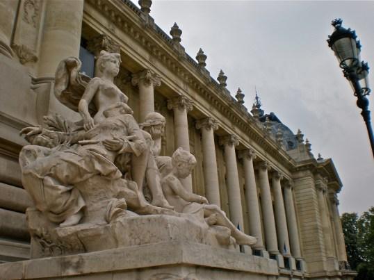 Le Petit Palais, 8th arrondissement