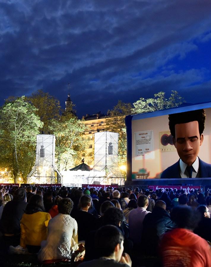 Le festival du film d'animation à Annecy