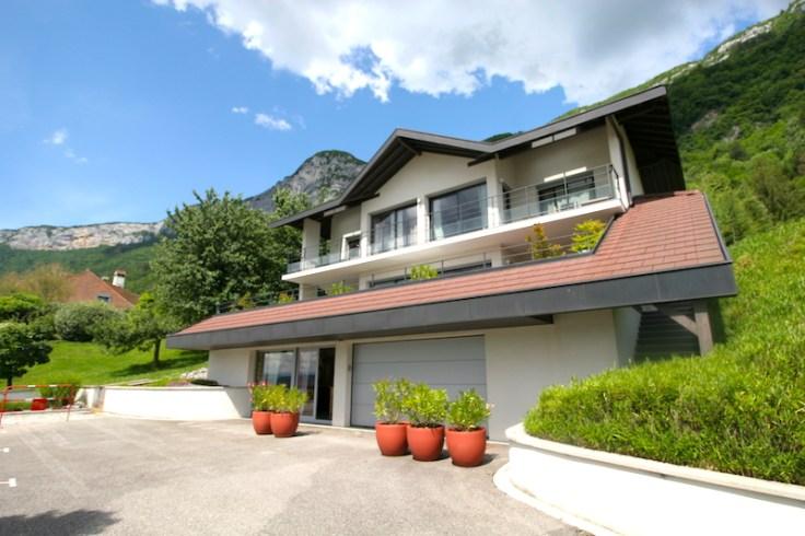 Chambre d'hôte à Annecy Le clos du lac