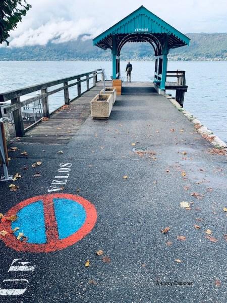 Veyrier du lac à Annecy