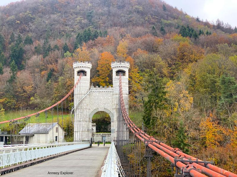 Le pont de la caille