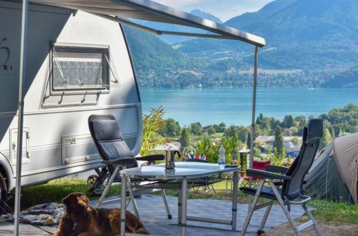 Où dormir à Annecy - les campings