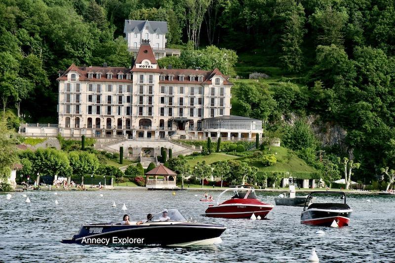 Hôtel Annecy près du lac