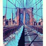 Brooklyn Bridge: Afternoon