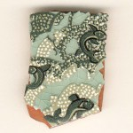 Fish Tile Fragment