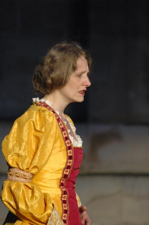 La Reine dans Hamlet