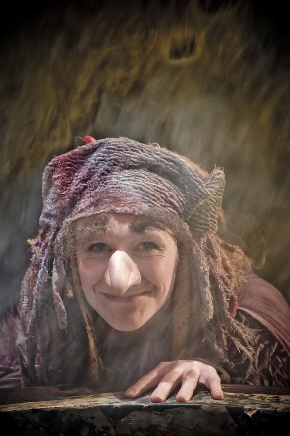 La sorcière Heurqueuche