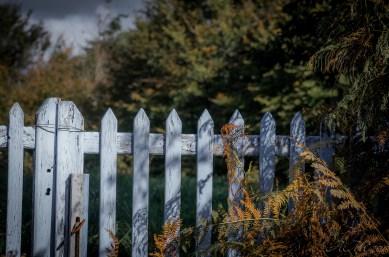 #barrière #portail #rouille #clé #jardin