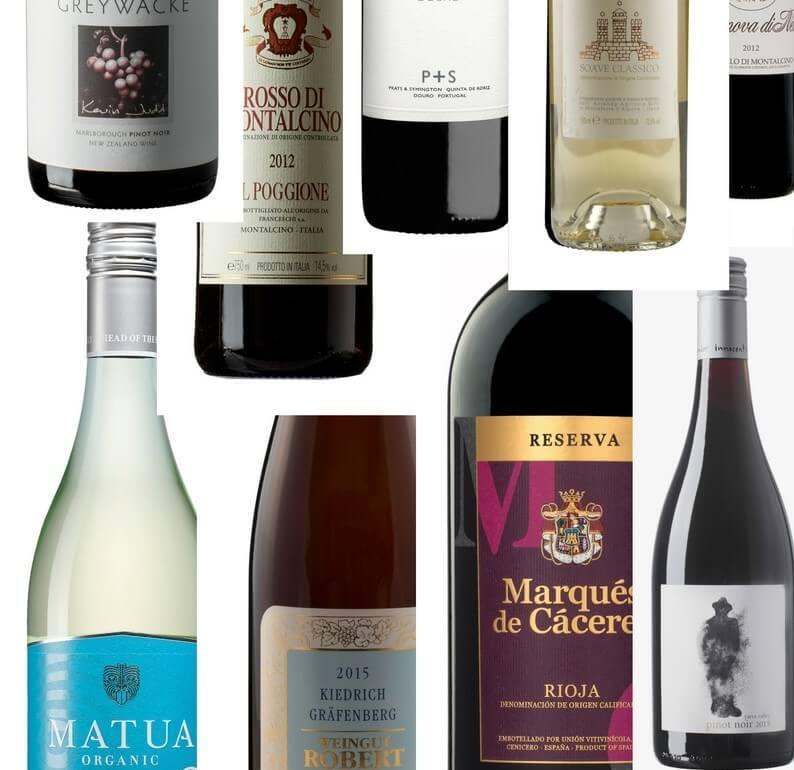 Flere av vinene som denne uka ble kåret til å være blant verdens 100 beste viner 2017, finnes på Vinmonopolet. Lyst til å prøve dem ut? Se vinene her.