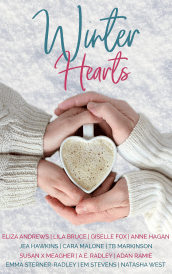 The Cover of Winter Hearts