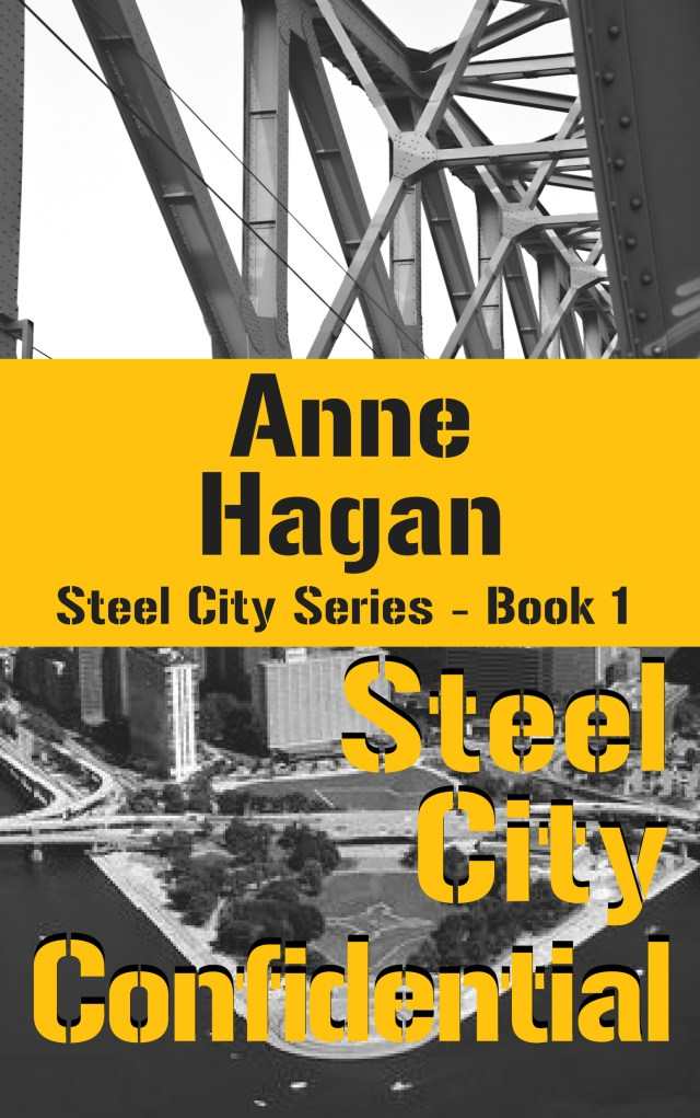 The cover for Steel City Confidential