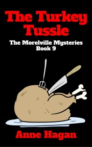 The Turkey Tussle Book Cover