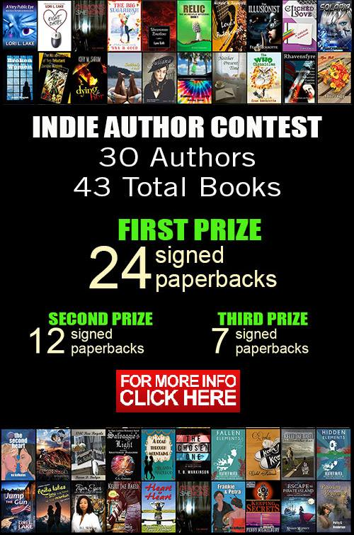 Autographed Lesfic Books Giveaway