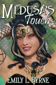 Medusa's Touch by Emily L. Byrne