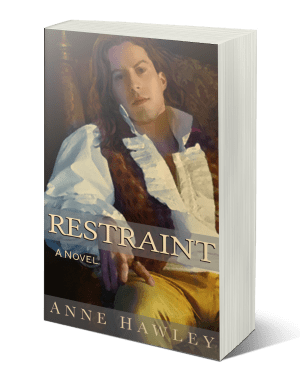 Cover of published version of Restraint