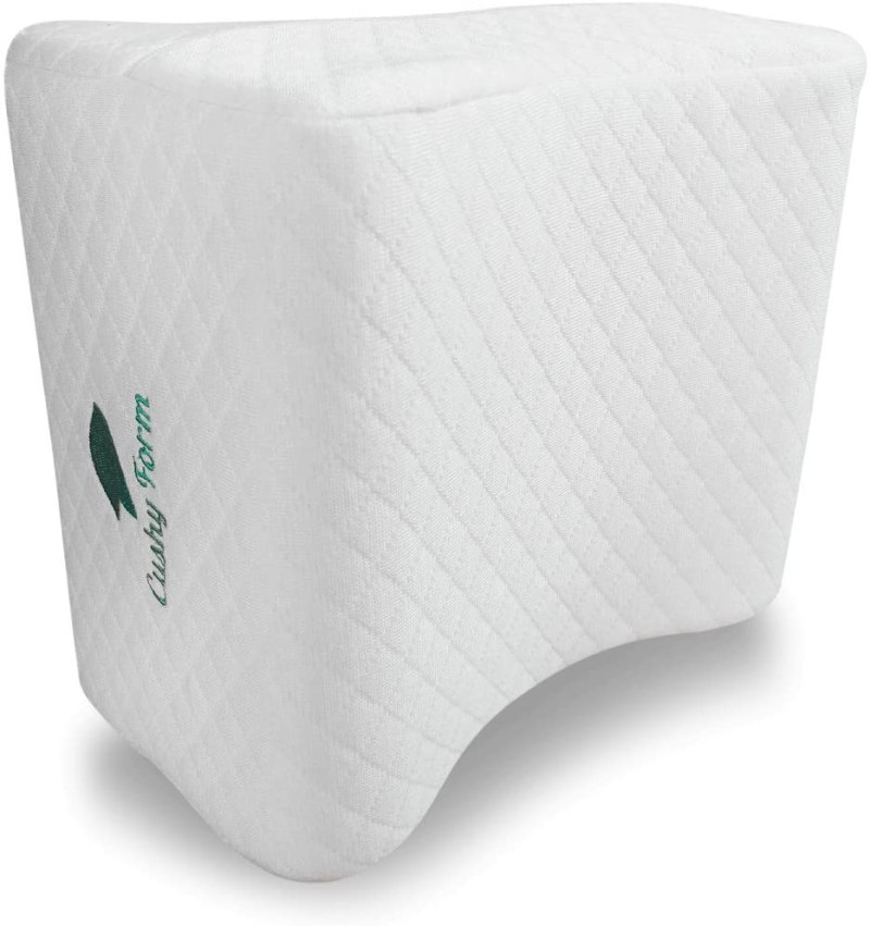 best knee pillows for side sleepers