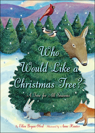 Children's Book - Who Would Like a Christmas Tree?
