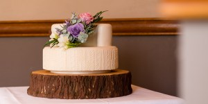 Wedding cake Glen Clova Hotel Angus