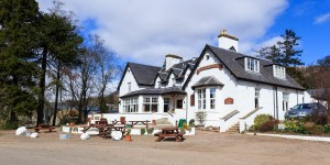 Glen Clova Hotel wedding venue Angus